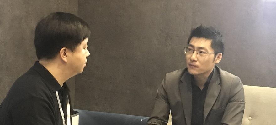2018广州车展专访 领克市场总监钟跃冰